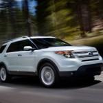 Машина для бездорожья — Ford Explorer